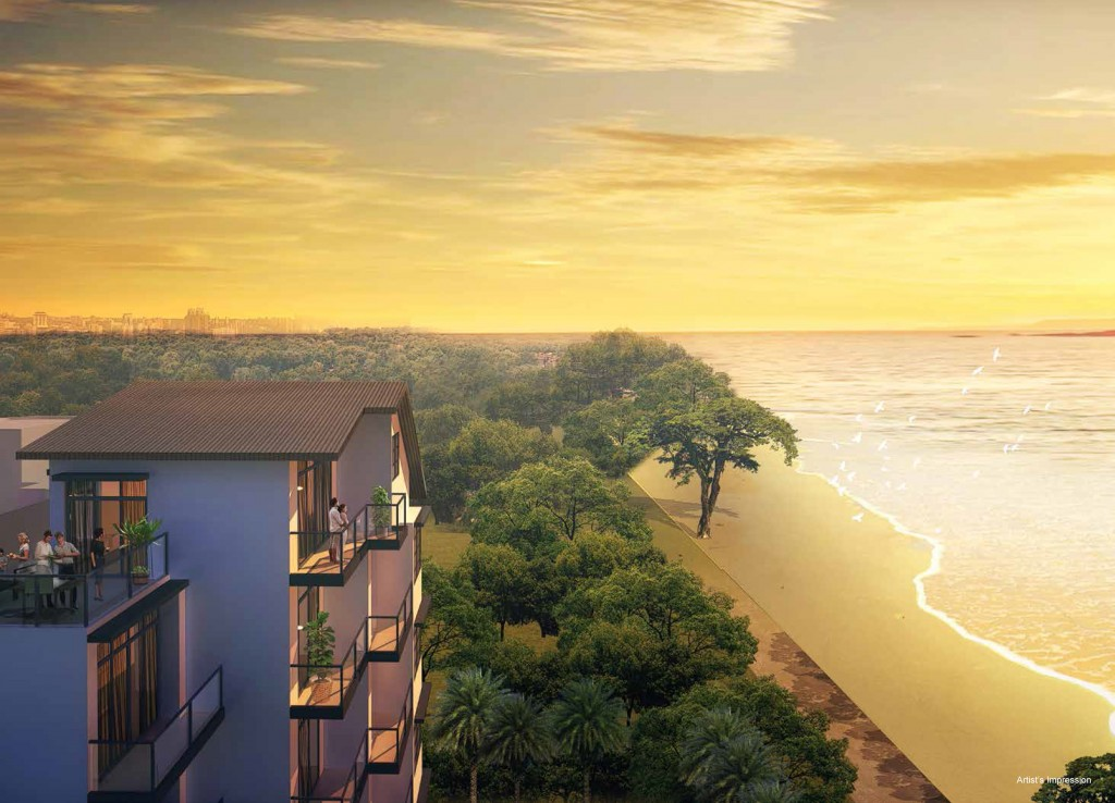 OceanFront Suites at Jalan Loyang Besar